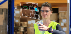 Pluk & pak software til smart glasses