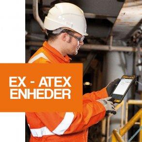 Ex / ATEX enheder