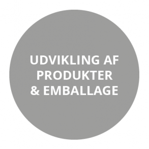Produktudvikling, emballage & design