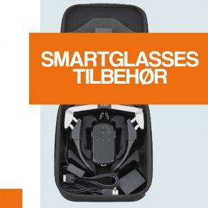 Smartglasses tilbehør
