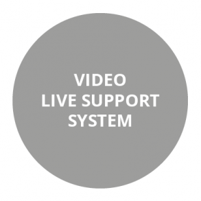 Video live support system
