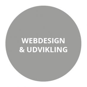 Webdesign & udvikling