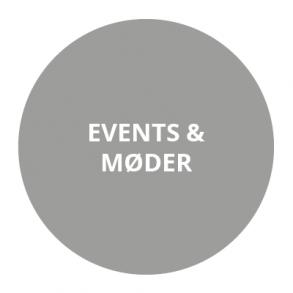 Events & møder